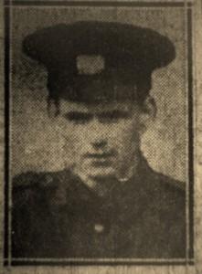 10674 Private John McDougall 1st Battalion